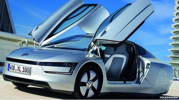 Volkswagen XL1