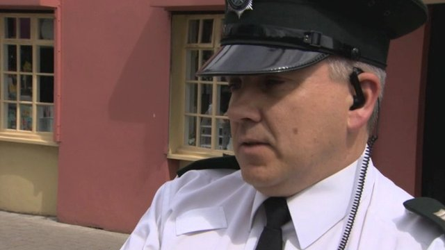"Sergeant Ian Hunt said ""People have lost everything they ever had"""