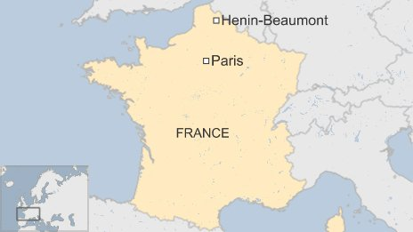 bbc news how france 39 s national front captured henin beaumont. Black Bedroom Furniture Sets. Home Design Ideas