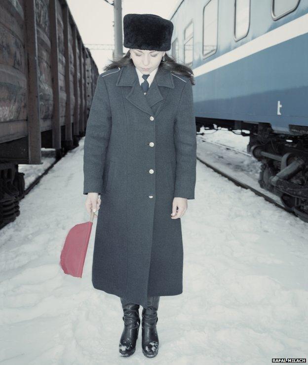 Marina, Belarusian Railway