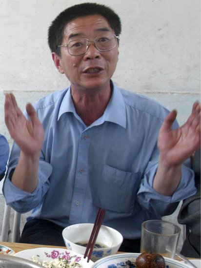 File photo of Xiang Nanfu (April 2004)