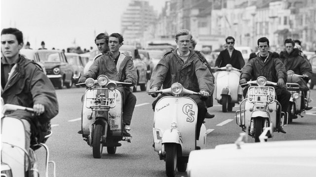 the creation of mods and rockers Book reviews : folk devils and moral panics: the creation of the mods and rockers, stanley cohen, england, granada publishing, 1972, 224 pp, £295 show all authors first published september 1, 1973 review article.