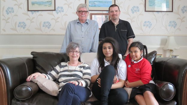 Griffiths family