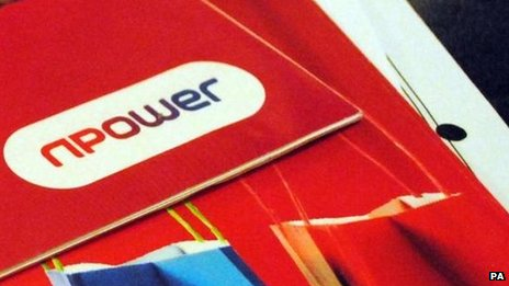 Npower paperwork