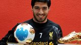Liverpool forward Luis Suarez