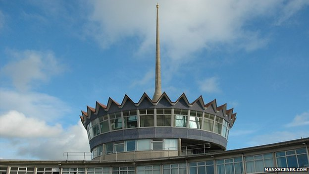 The Sea Terminal, Isle of Man