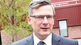 Hearts' new director of football Craig Levein