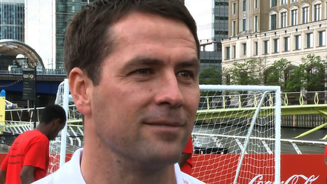 Michael Owen gives his verdict on the England squad announcement