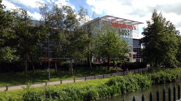 Sainsbury's Savacentre, Collier's Wood