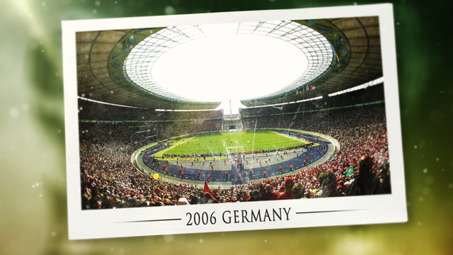 The story of the 2006 World Cup