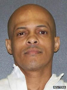 Robert Campbell is pictured in this undated handout photo courtesy of Texas Department of Criminal Justice