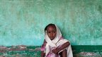 A Muslim girl takes refuge in a Koranic school in the majority Muslim neighbourhood