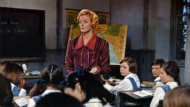 Maggie Smith as Miss Jean Brodie