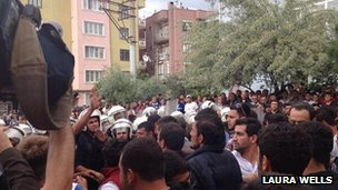 Protests in Soma