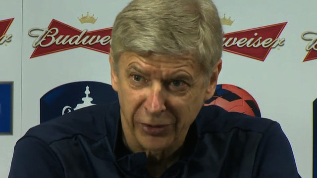 "Arsenal manager Arsene Wenger says team have a ""huge desire"" to win the FA Cup"