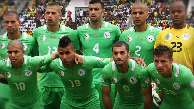 World Cup Team profile: Algeria