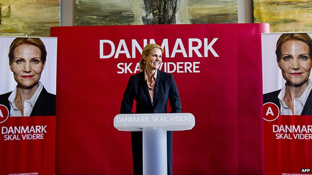 Danish PM Helle Thorning-Schmidt