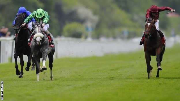 The Grey Gatsby wins at York
