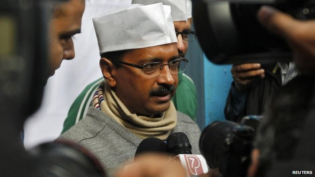 Arvind Kejriwal's AAP contested on more than 400 seats