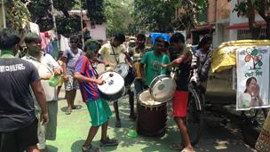 calcutta celebration
