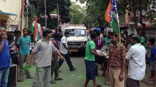 Calcutta celebrations