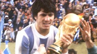 Argentina win the 1978 World Cup