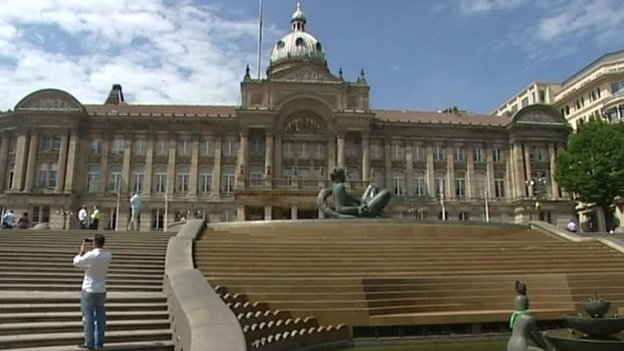 Birmingham's council house