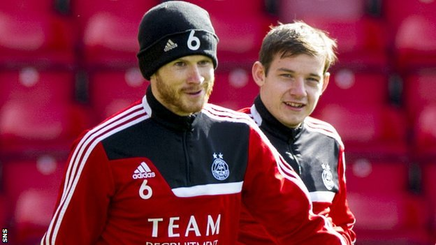 Mark Reynolds and Peter Pawlett