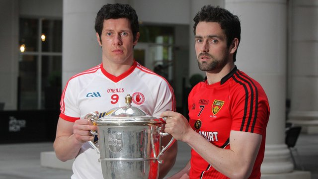 Sean Cavanagh and Kevin McKernan give their views on Sunday's Ulster Football Championship opener
