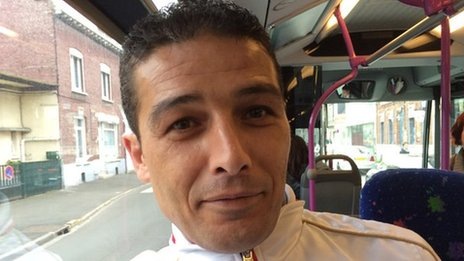 Mohammed Ayad-Zeddan