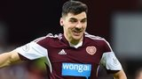 Hearts defender Callum Paterson