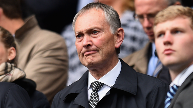 Premier League chief Richard Scudamore