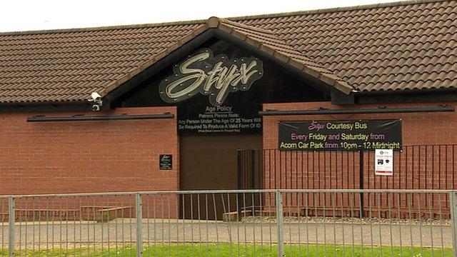Mr Bryant was last seen leaving Styx nightclub in November last year