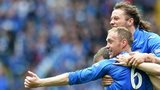 Steven Anderson and Stevie May
