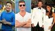 Jamie Oliver, Simon Cowell, Beckhams