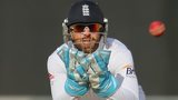 England and Sussex wicketkeeper Matt Prior