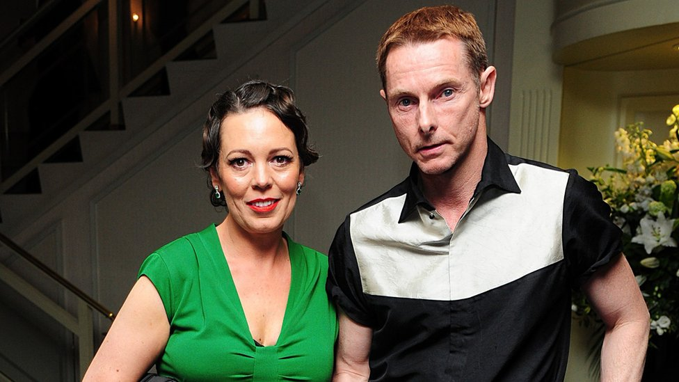 Olivia Colman and Sean Harris