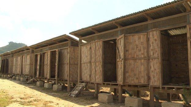 Kyein Nyi Pyin camp