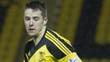 Livingston striker Marc McNulty
