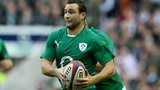 Dave Kearney in action for Ireland