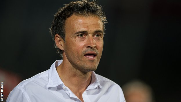 Barcelona appoint Luis Enrique as first-team coach