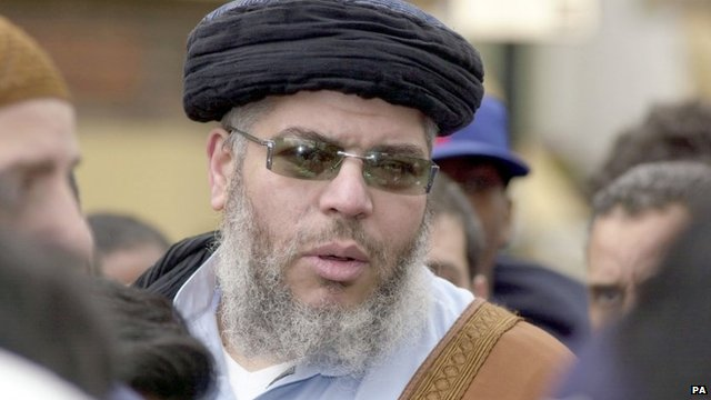 Abu Hamza, 11 April 2003