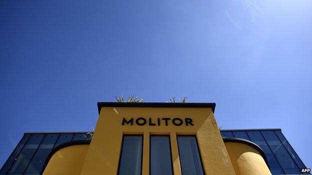 Piscine Molitor facade
