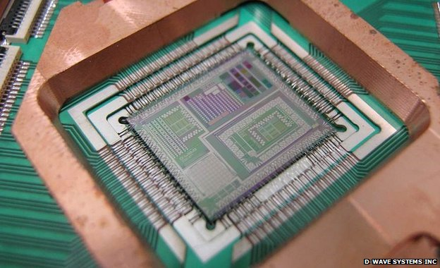 512-qubit processor