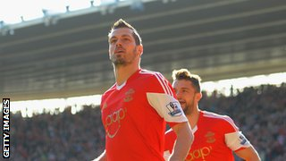 Morgan Schneiderlin has made 205 league appearances for Southampton since joining in 2008.