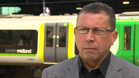 RMT spokesman Ken Usher said they wanted a guarantee there would be no compulsory redundancies.