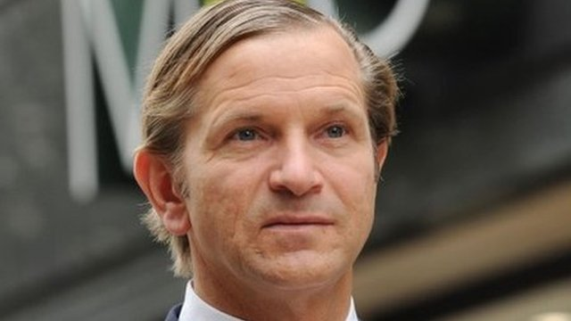 M&S chief executive Marc Bolland