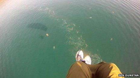 Ben Dunstan's aerial photo