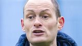 Hamilton Academical player-manager Alex Neil