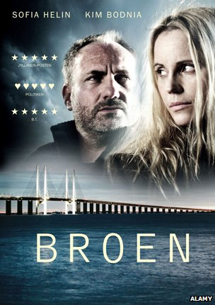 Poster for The Bridge (2011)